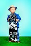 Jinete joven Imagen de archivo libre de regalías