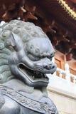 Jing'an Temple, Shangai Imágenes de archivo libres de regalías