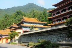 Jing yuan temple Royalty Free Stock Image