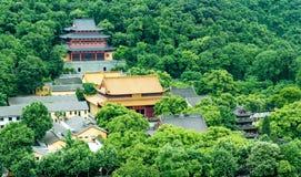 Jingci杭州,中国 免版税库存图片