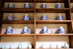 Jingdezhen , Township of Chinese ceramics Stock Photos