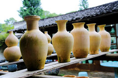 Jingdezhen , Township of Chinese ceramics Royalty Free Stock Photography