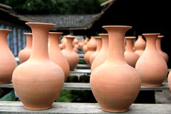 Jingdezhen , Township of Chinese ceramics Stock Image