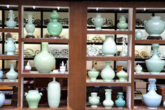 Jingdezhen , Township of Chinese ceramics Royalty Free Stock Images