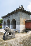 Jingjiang Royal Tombs, Guilin, China Royalty Free Stock Image