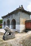Jingjiang Royal Tombs, Guilin, China Royalty Free Stock Image