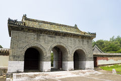 Jingjiang Royal Tombs, Guilin, China Royalty Free Stock Photo