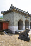 Jingjiang Royal Tombs, Guilin, China Stock Photos