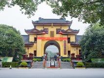 Jingjiangprins City, Guilin Stock Foto's