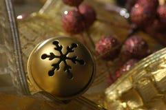 jingle золота колокола Стоковые Фото