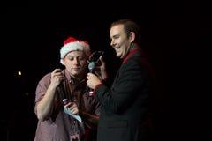 Jingle Ball 2013 Stock Images