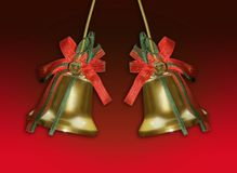 jingle bell Fotografia Stock