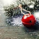Jingle bell Royalty Free Stock Image