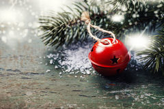 Jingle bell Stock Image