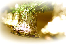 Jingle bells Stock Images