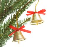 Jingle bells Stock Photography