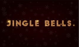 Jingle Bells Immagine Stock Libera da Diritti