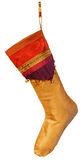 Jingle bells Christmas stocking Stock Image