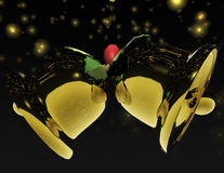 Jingle bells Stock Photography