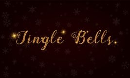 Jingle Bells. Royalty Free Stock Photo