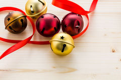 Jingle bells Stock Image