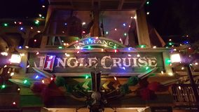 Jingle Cruise Royaltyfri Bild