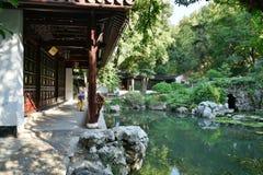 The Jingmiao Palace Passageway Royalty Free Stock Photography