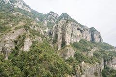 Jingming Ravine scenery Royalty Free Stock Images