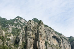 Jingming Ravine scenery Stock Photos