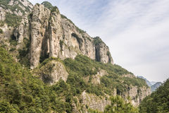Jingming Ravine scenery Stock Photo