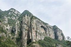 Jingming Ravine scenery Royalty Free Stock Image