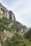 Jingming Ravine scenery Stock Photography