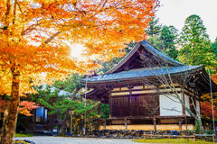 Jingo-ji Royalty Free Stock Images