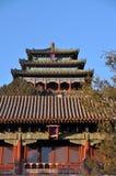 JingShan hill,BEIJING Royalty Free Stock Photos