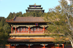 Jingshan park Stock Photography