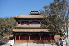 Jingshan park in Beijing Stock Photo