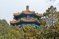 Jingshan Park Royalty Free Stock Photos