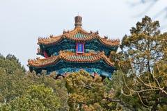 Jingshan parkerar Royaltyfria Foton