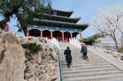 Jingshan parkerar Royaltyfri Bild