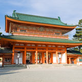 jingu heian świątyni Obrazy Stock