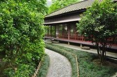 Jinguashi traditional Japanese architecture. Taiwan. Stock Photography