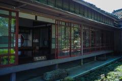 JinguashiKroonprins Chalet van Gouden Museum, Nieuwe de Stadsoverheid van Taipeh in Ruifang-District, de Nieuwe Stad van Taipeh,  royalty-vrije stock fotografie