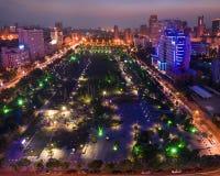 Jinhua, cidade em Zhejiang central imagem de stock royalty free