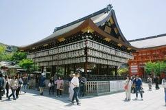 Jinja del yasaka de Kyoto Fotos de archivo libres de regalías