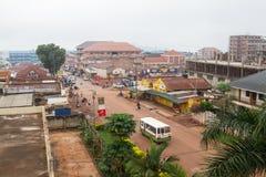 Jinja Ouganda Photographie stock libre de droits