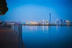 Jinji jezioro Suzhou Chiny zdjęcia royalty free