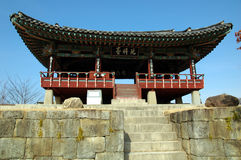 Jinju Fortress Stock Photos