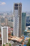 Jinling Hotel, Nanjing, China Stock Photography