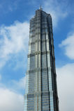 Jinmao Tower Royalty Free Stock Photos