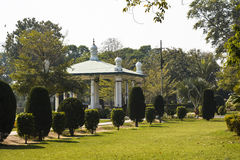 Jinnah Park Faisalabad. Pakistan. Its old name was Company Bagh stock image